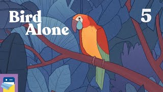 Bird Alone: iOS Gameplay Part 5 (by George Batchelor)