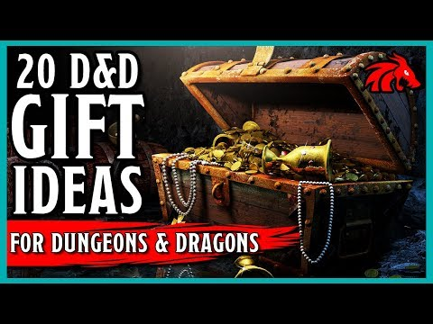 20 D&D Gift Ideas for 2019