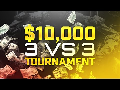 $10,000 Search and Destroy Tournament!