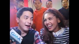 Alden Richards  at Maine Mendoza Nagsalita Na! May Susunod Pa Bang Project Together?