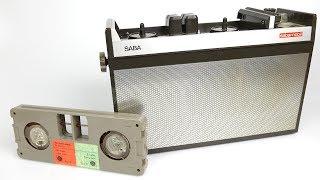 Forgotten Format: The Sabamobil