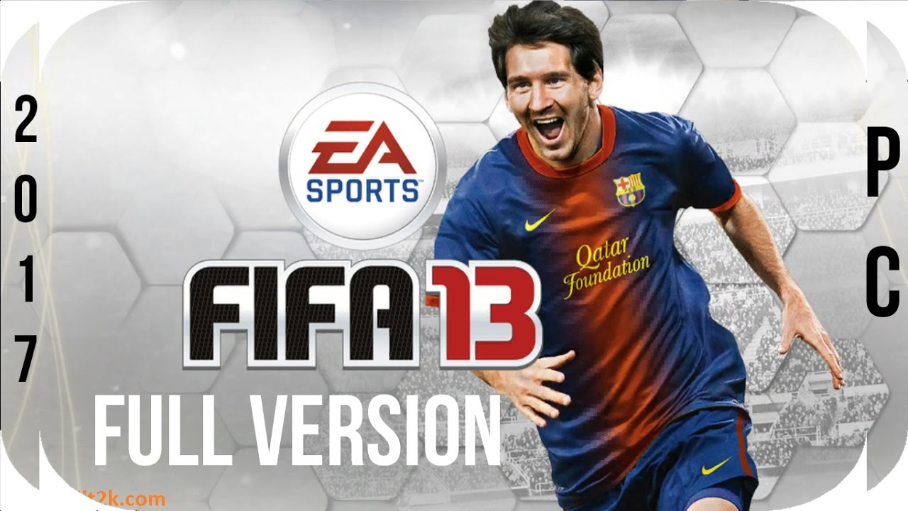 Fifa 13 demo launched today just football.