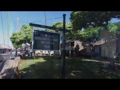 Baldwin Home Museum in Lahaina