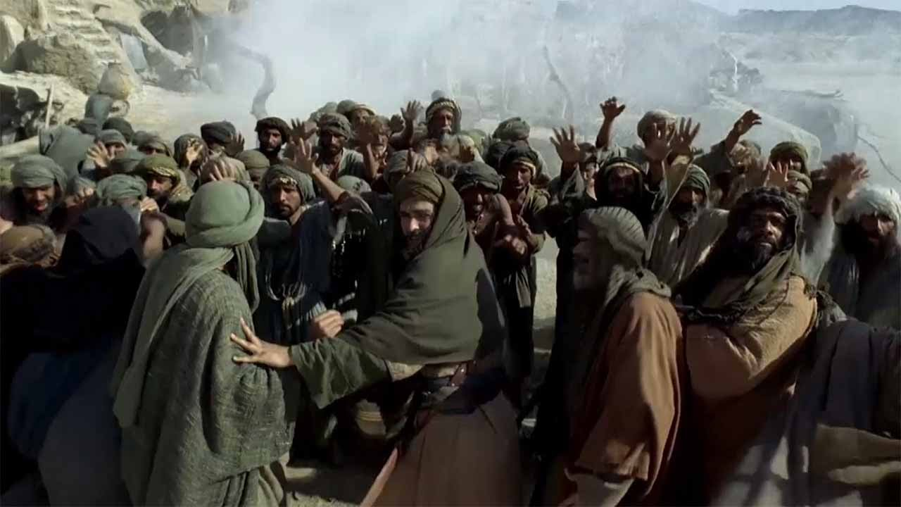 Download The Iranian film being widely criticised for portraying Prophet Muhammed