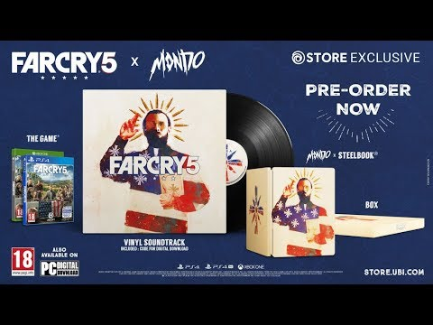 FAR CRY 5 X MONDO EDITION Unboxing
