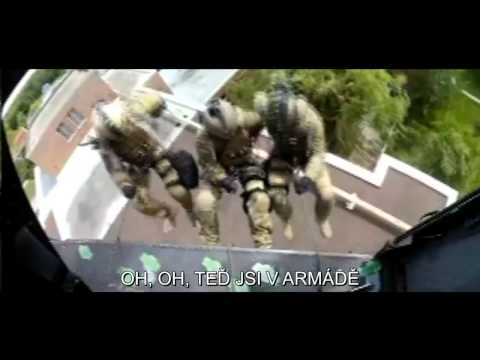 Sabaton - In The Army Now (Teď jsi v armádě) - CZ text
