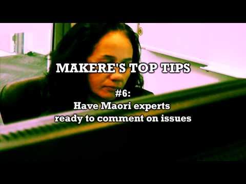 Like Minds Media Savvy: Maori Media  Native Affairs
