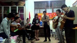 Tiếng hát giữa rừng Pắc Bó_CLB Sáo trúc Guitar HG
