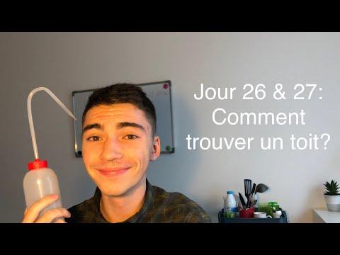 Jour 26 & 27 : Comment Trouver Un Toit à Lausanne?🏠