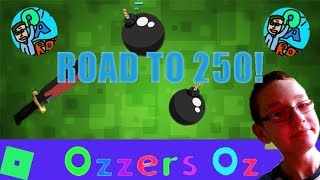 Road To 250 Subscribers! - Roblox Gaming Stream With Ozzers Oz - Part 9