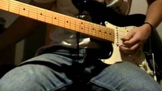 Pink Floyd - Astronomy Domine (guitar cover)