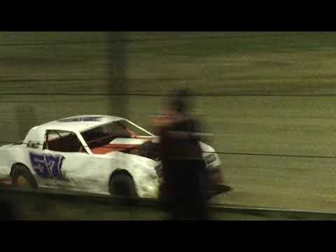 Jordan making laps at Jackson Motor Speedway