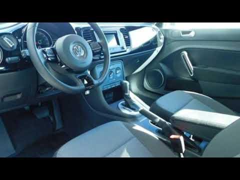 New 2018 Volkswagen Beetle Houston Spring, TX #W72709