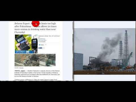 Fukushima: A Peek At The Reality  (remix & credit to BeautifulGirlByDana )
