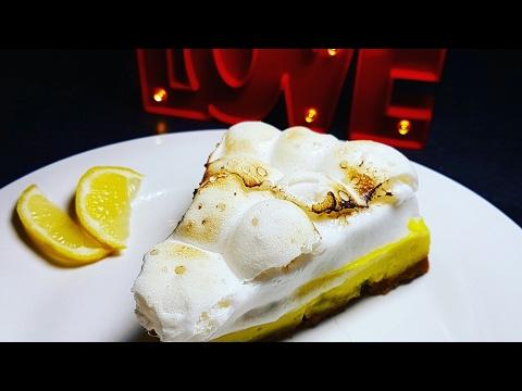 Vegan Lemon Meringue Tart Recipe Aquafaba