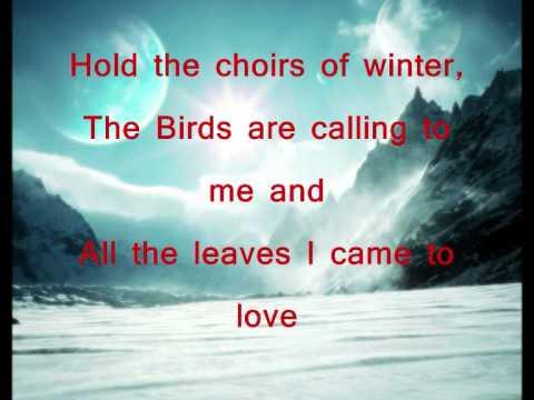 Evergreen - Faithless (with lyrics)