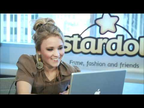 Stardoll Live Chat with Emily Osment 02/26/11 12:02PM