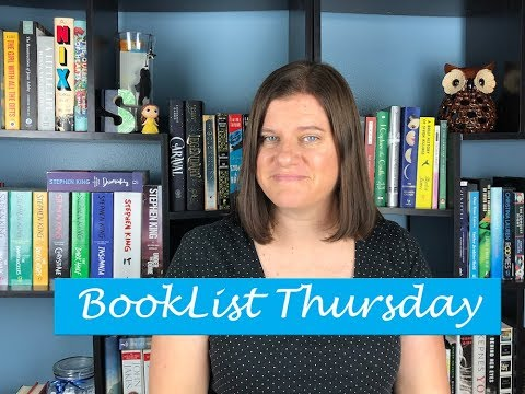 BookList Thursday: Top GoodReads Recommendations
