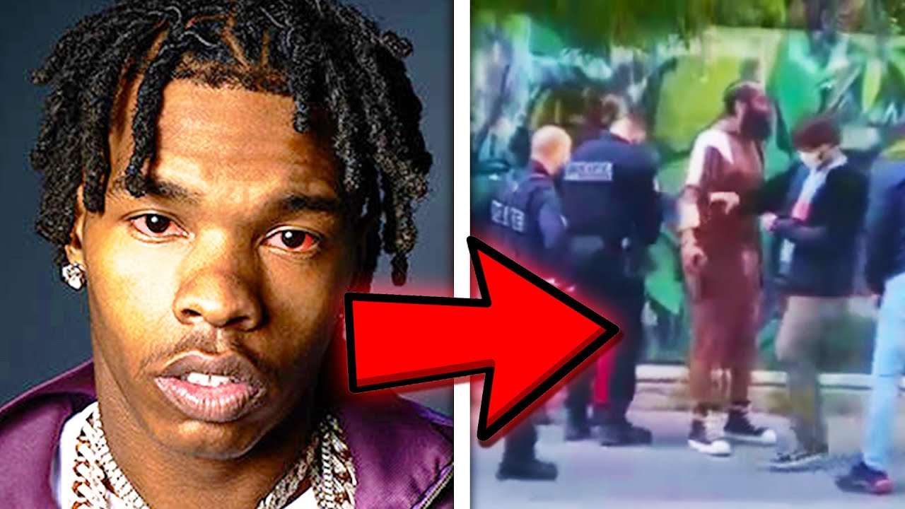 Lil Baby ARRESTED In PARIS with JAMES HARDEN...