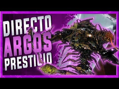 Destiny 2: IsoDirecto de Argos en Prestigio!!