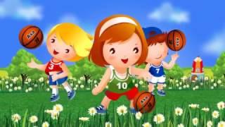 Сюжетно - ролевая игра Школа в детском саду Урок физкультуры