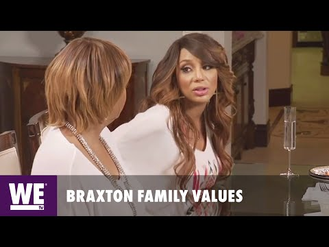 Braxton Family Values | Deleted Scene: Hungry for that Sausage | WE tv
