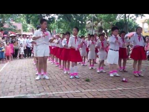 Múa Dân Vũ Rửa Tay  và Nối Vòng Tay Lớn( remix) -