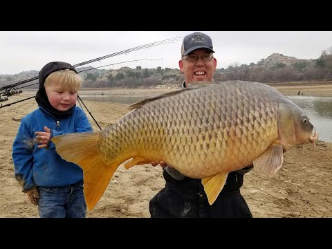 5 Days Fishing & Camping in Spain with My 3 yr Old - Catching MASSIVE CARP