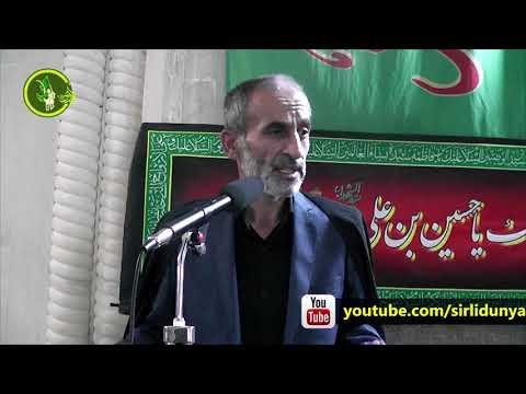 Hacı Əhliman mühərrəm moizəsi Qasımbəy məsccidi 2017