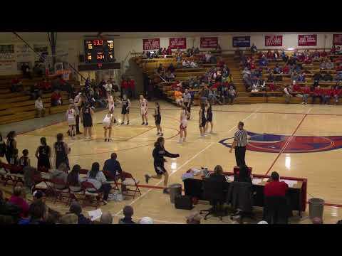 Hiawatha vs. Sabetha High School Varsity Womens' Basketball