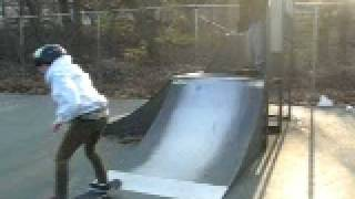 3 Foot Quarter-pipe Line