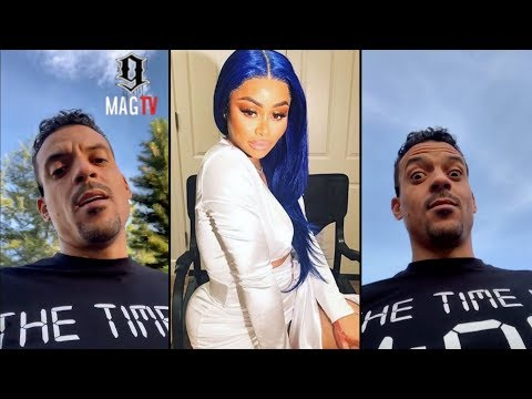 Shay Diddy - Matt Barnes Tells Blac Chyna She's Going Back To The Pole