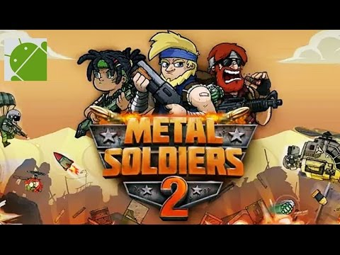 Metal Soldiers 2 - Android Gameplay HD