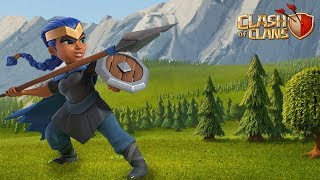 Brand New Hero Royal Champion | TH13 Update Clash of Clans - COC
