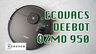 ECOVACS DEEBOT OZMO 950 | Can it finally take over vacuuming from me?