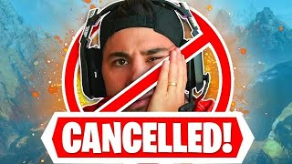 Cancelled 😳