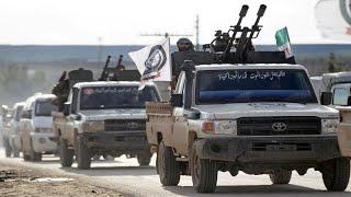 Syrie : des rebelles