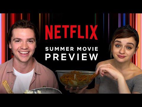 Netflix Summer Movie Preview   Official Trailer