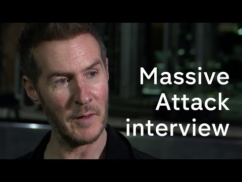 Massive Attack on refugees in their first TV interview since 2008