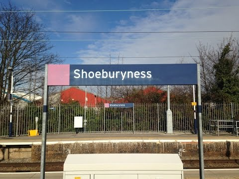 Full Journey on c2c (Class 357) from Shoeburyness to Fenchurch Street (via Basildon) [stopping]