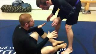 GZ Technique Vault | John Gutta | Hawkeye Heel Hook