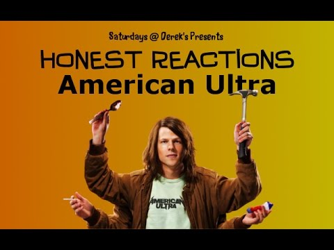 American Ultra Honest Reaction