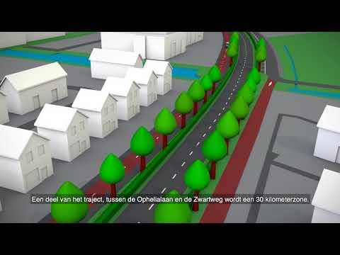 Wat betekent de busbaan voor het verkeer in Aalsmeer?