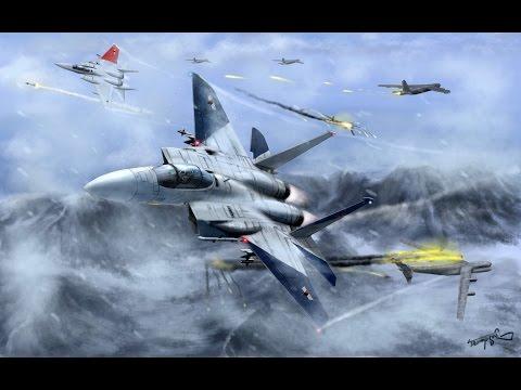 Ace Combat ZERO | Mission 1 | Glacial Skies | Mercenary Style
