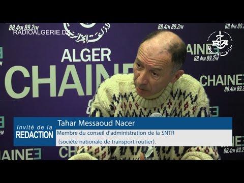 Tahar Messaoud Nacer Membre du conseil d'administration de la SNTR
