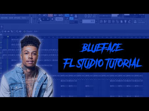 How To Make A Blueface Type Beat In Under 5 Minutes (FL