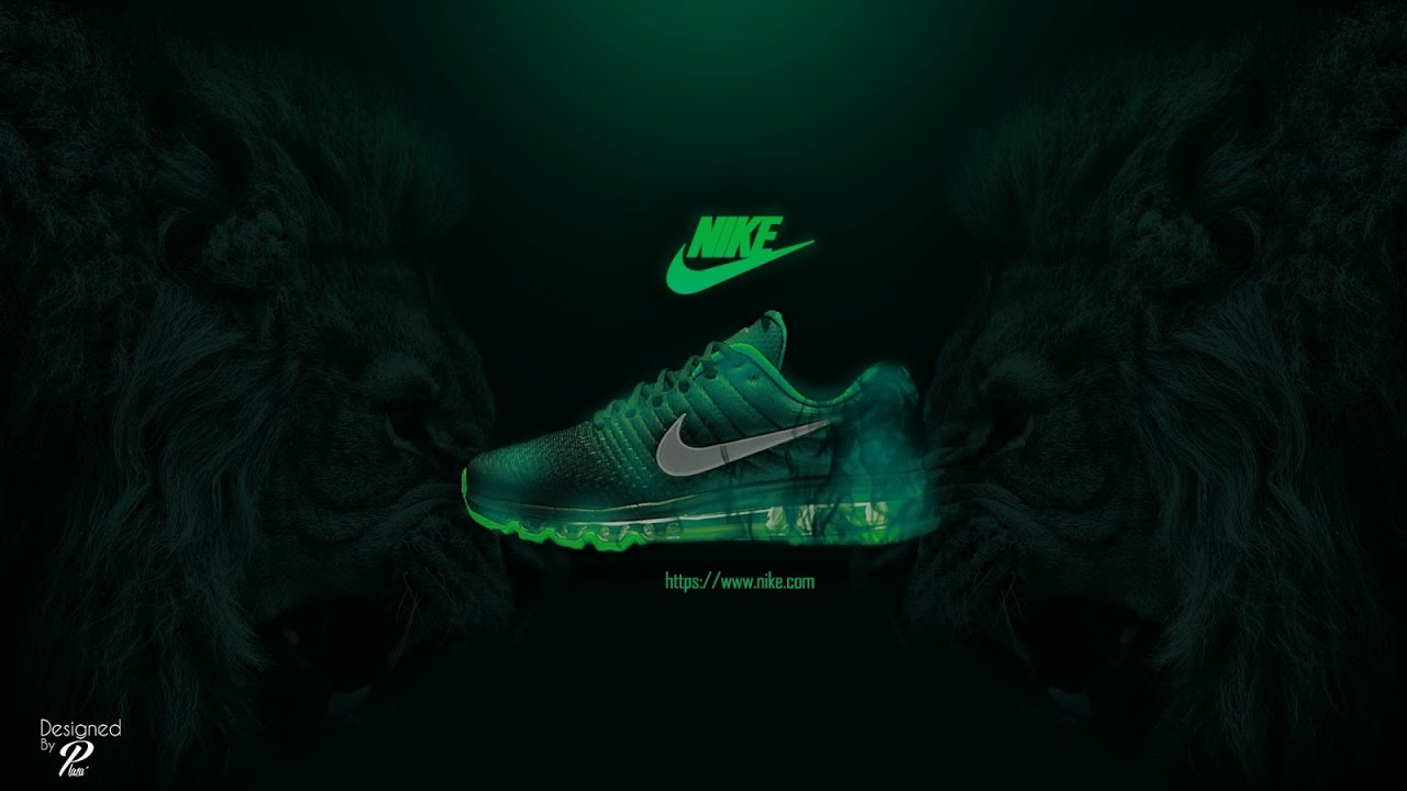 Advertisement: Nike Air Max 2017 Speed Art | PlazaGraphic™