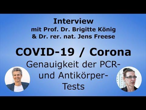 COVID-19: Genauigkeit der