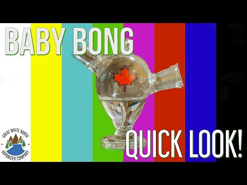 Baby Bong | 10mm Bubbler for Dynavap & DaVinci IQ | GWNVC's Vaporizer Reviews
