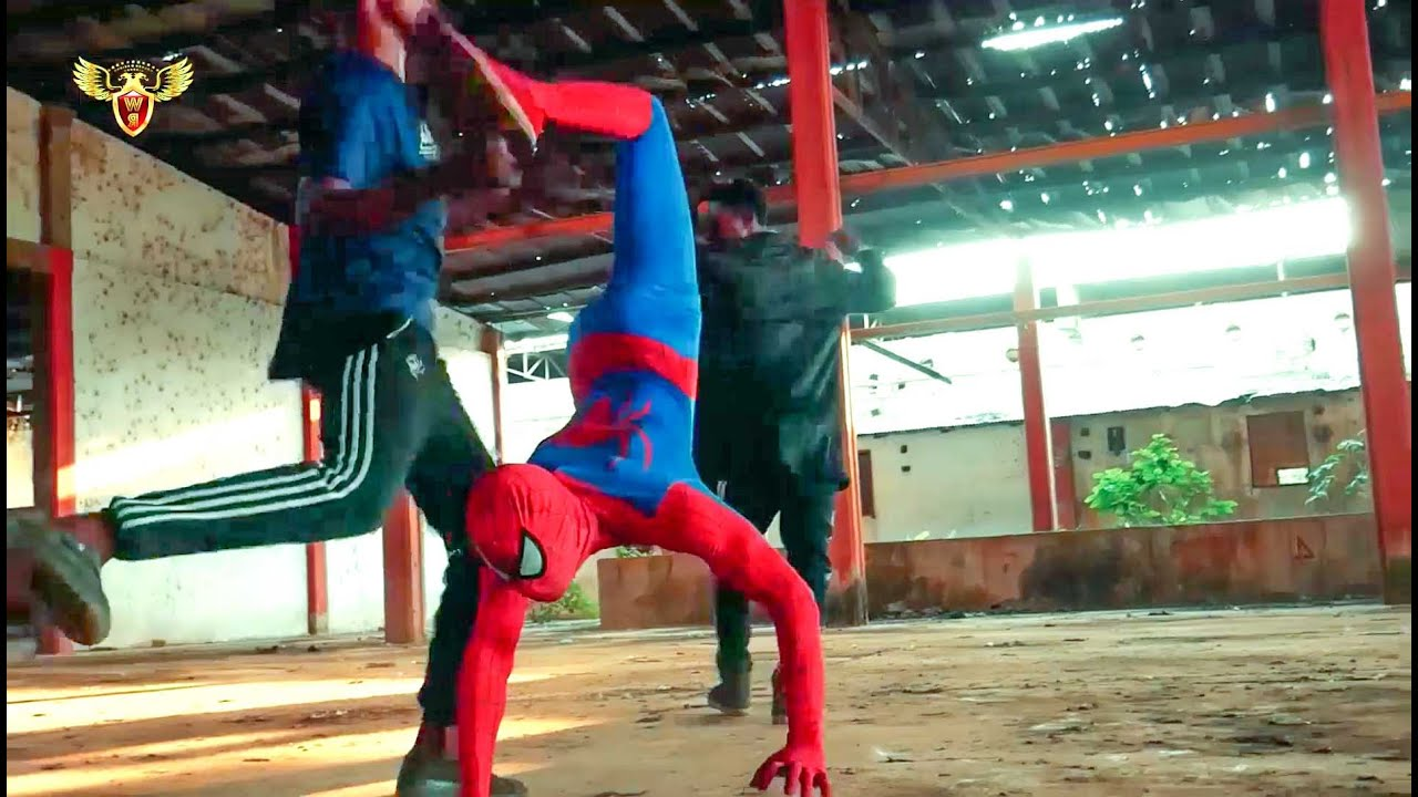 SPIDER-MAN: NO WAY HOME (2021) Teaser Trailer |Marvel  Africa  comedy short film In Real Life Movie